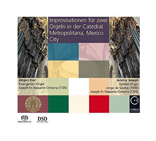 Improvisationen Für Zwei Orgeln
