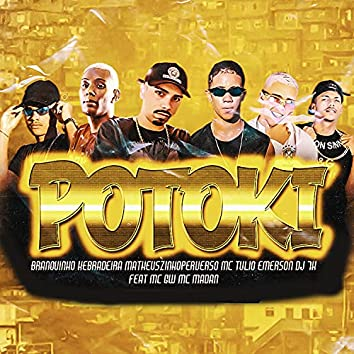 Potoki (feat. MC Madan & Mc Gw) (Brega Funk)