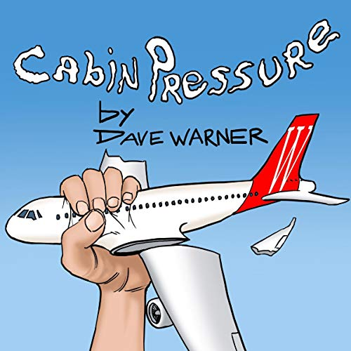 Cabin Pressure cover art