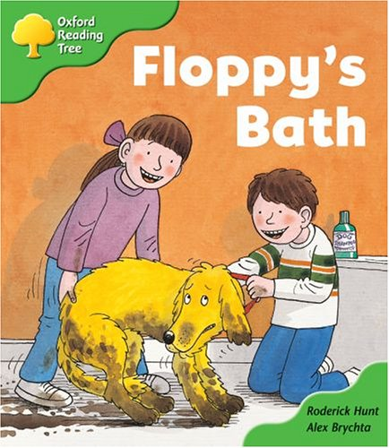 Oxford Reading Tree: Stage 2: More Storybooks: Floppy's Bathの詳細を見る