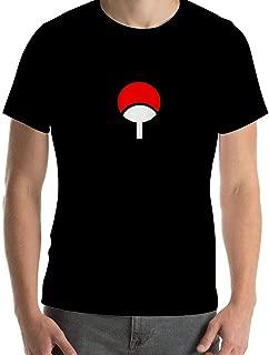 T-Shirt Animation Naruto Gaara D,Classic Animation,Adult Unisex Crew
