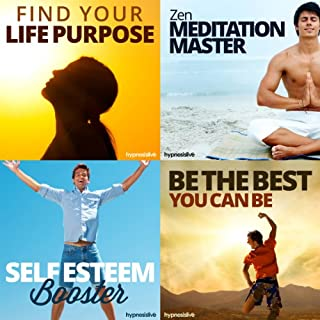 Powerful Self-Growth with Hypnosis Bundle cover art