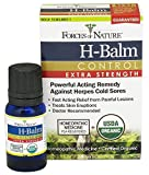 H-Balm Control Extra Strength Forces of Nature 11 ml Liquid