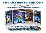 Ritorno Al Futuro: The Ultimate Trilogy - 4K Uhd Collection 35° Anniversario (Box Set) (7 Blu Ray)