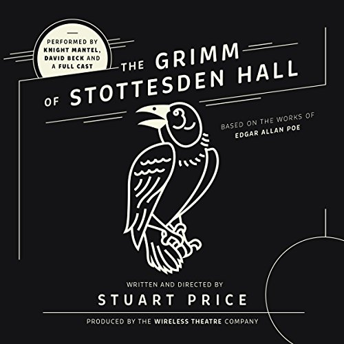 The Grimm of Stottesden Hall audiobook cover art