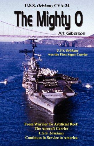 The Mighty O: USS Oriskany CVA-34