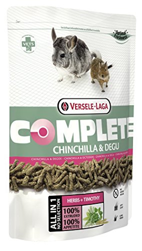 Versele Laga A-17372, Completo Chinchilla & Degu - 1.75 kg