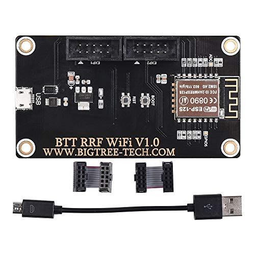 BIGTREETECH RRF WiFi V1.0 Módulo Placa de expansión Piezas de impresora 3D RepRap Duet Firmware para SKR V1.3 SKR V1.4 Turbo GRT V1.0