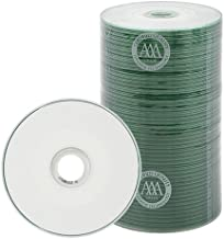 Spin-X 800 24x Mini CD-R Blank Media 22Min 193MB White Inkjet Hub