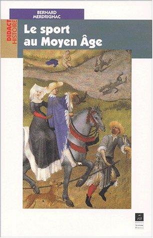 Le sport au Moyen Age