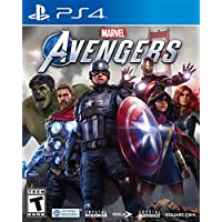 Marvel's Avengers Standard Edition for PlayStation 4 by Square Enix