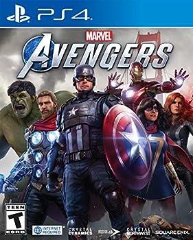 Marvel s Avengers for PlayStation 4
