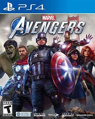 Marvel's Avengers for PlayStation 4 New Jersey
