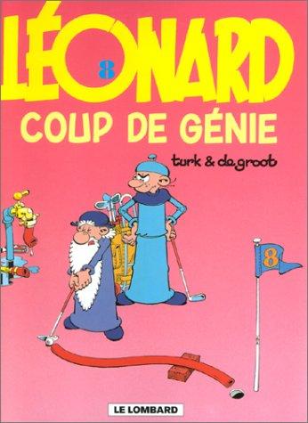 Léonard, tome 8 : Coup de génie