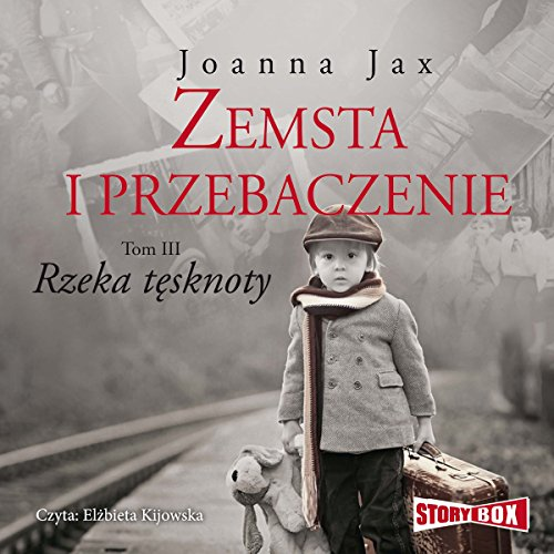 Rzeka tesknoty audiobook cover art