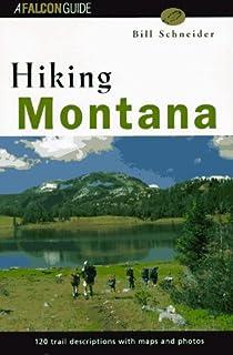 Hiking Montana (Falcon Guide)