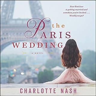 The Paris Wedding audiobook cover art