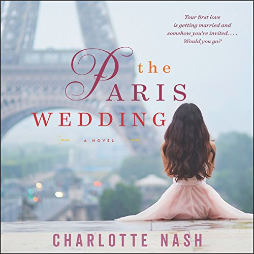 The Paris Wedding audiobook cover art