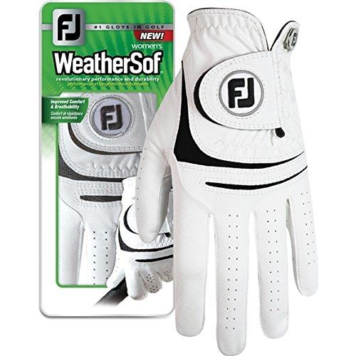 Footjoy Weathersof Gant de Golf Femme (Asst, M)
