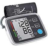 ALPHAGOMED XL Cuff Blood Pressure Monitor Upper Arm 20 inch Automatic Blood Pressure Machine Digital Sphygmomanometer 180 Memory for High Blood Pressure Users 2 People at Home Use