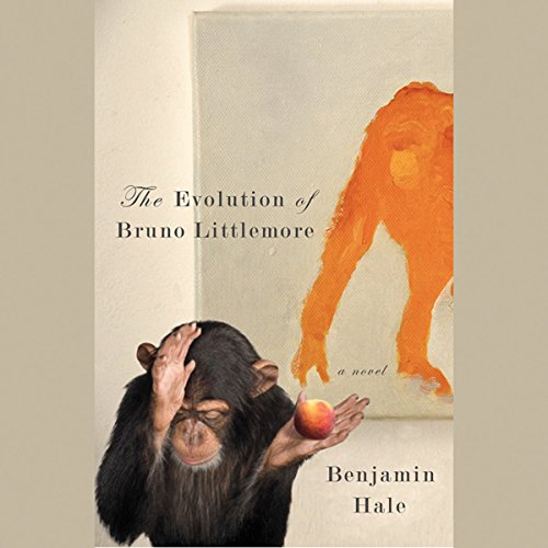 The Evolution of Bruno Littlemore audiobook cover art
