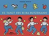 Es tanzt ein Bi-Ba-Butzemann: Vierfarbiges Pappbilderbuch