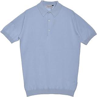 [ジョンスメドレー]JOHN SMEDLEY エイドリアン ADRIAN メンズ 半袖ポロシャツ [並行輸入品]
