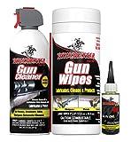 Winchester Gun Care Kit (Gun Cleaner, Gun Wipes, and Gun Oil)