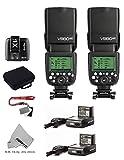 GODOX VING カメラフラッシュV860IICキット (TTLpioneering Li-ion Camera Flash) Canon EOSカメラに適用