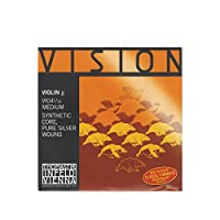 Vision ヴィジョン バイオリン弦 G線 シルバー巻 VI04 1/16