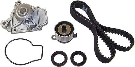 DNJ TBK290AWP Timing Belt Kit with Water Pump/For 1988-1991 / Honda/Civic, CRX / 1.6L / SOHC / L4 / 16V / 97cid / D16A6