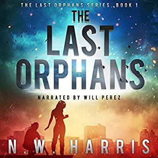 The Last Orphans audiobook cover art