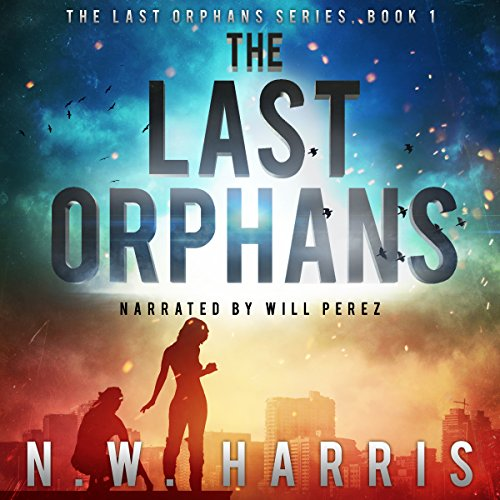Couverture de The Last Orphans