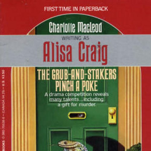 The Grub-and-Stakers Pinch a Poke audiobook cover art