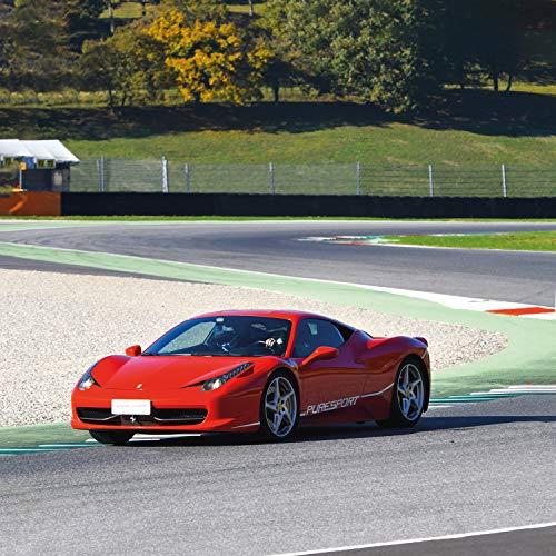 smartbox - Cofanetto Regalo - Emozioni in Ferrari 458: 1 Giro di Pista Presso l'Autodromo del Mugello - Idee Regalo Originale