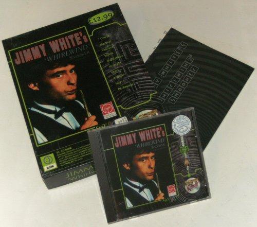 Jimmy White's Whirlwind: Snooker - Eurobox (PC) gebr.
