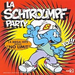 La Schtroumpf Party