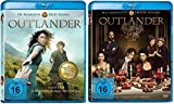 Outlander Staffel 1+2 [Blu-ray]