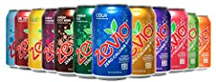 MORE THAN A BEVERAGE: Zevia is a movement; whether you are craving a pop of flavor, need an extra pep in your step before a workout, or fancy something sparkling, we've got you covered; Zevia is always zero calories, zero sugar and no artificial swee...