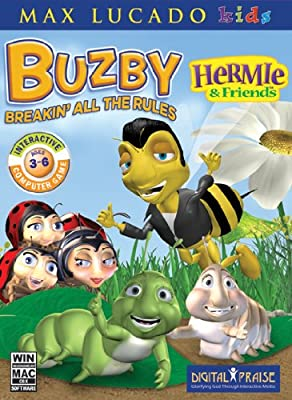 Buzby Breakin' All The Rules Hermie and Friends by Digital Praise
