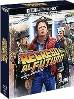 REGRESO AL FUTURO 1-3 (4K UHD + BD + BD EXTRAS) [Blu-ray]