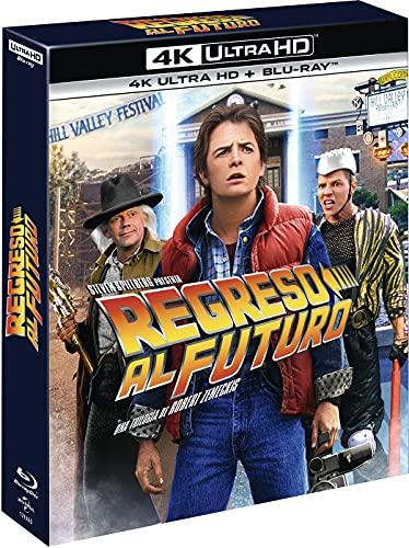 Oferta de REGRESO AL FUTURO 1-3 (4K UHD + BD + BD EXTRAS) [Blu-ray]