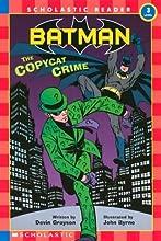 Batman #2: The Copycat Crime