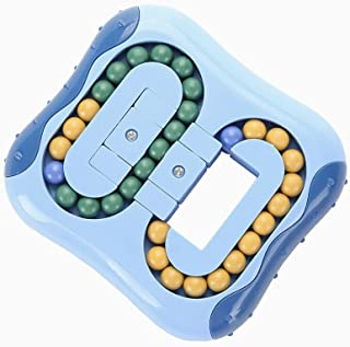 Magic Cube Fidget Toy,Rotating Magic Bean,Toys for Kids/Adult,Spinning Magic Bean Game,Unisex Magic Bean IQ Game Toys , Re...