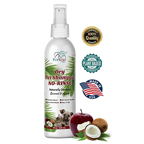 Waterless Dry Shampoo For Dogs & Cats