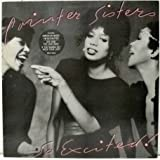 Pointer Sisters - So Excited! - RCA Victor - RCLP 20244, RCA Victor - MAL-RCLP 20244