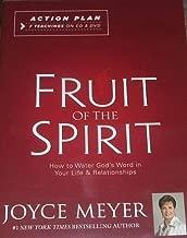 FRUIT OF THE SPIRIT (Action Plan: 7 Teachings on 7 CD & 1 DVD)