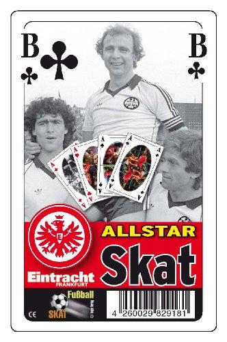 Teepe 29181 - Eintracht Frankfurt Allstar-Skat
