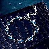 Zoom IMG-1 braccialetto da donna con delfini