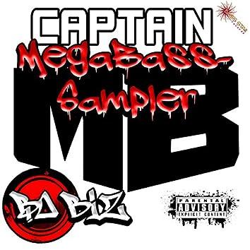 Captain Megabass Sampler
